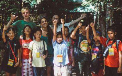Volunteer Program at Kad Sala, Chiang Mai