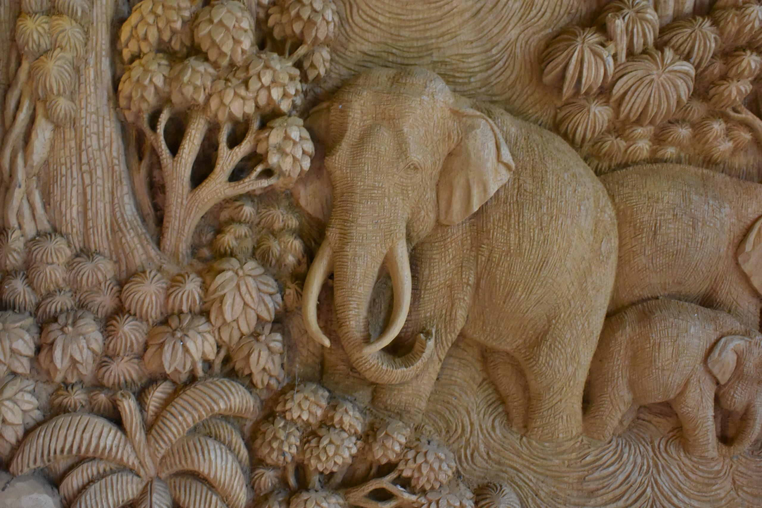 Woodarving